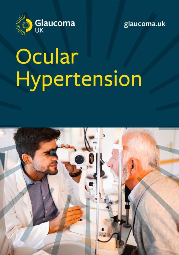 occular hypertension booklet