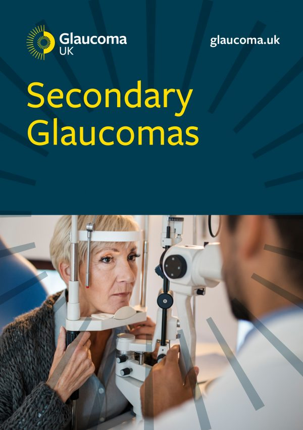 secondary glaucomas booklet