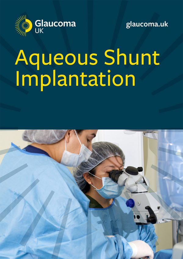 Aqueous Shunt Implantation