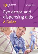 Eye Drops and Dispensing Aids Booklet cover