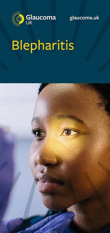 Blepharitis Leaflet Cover