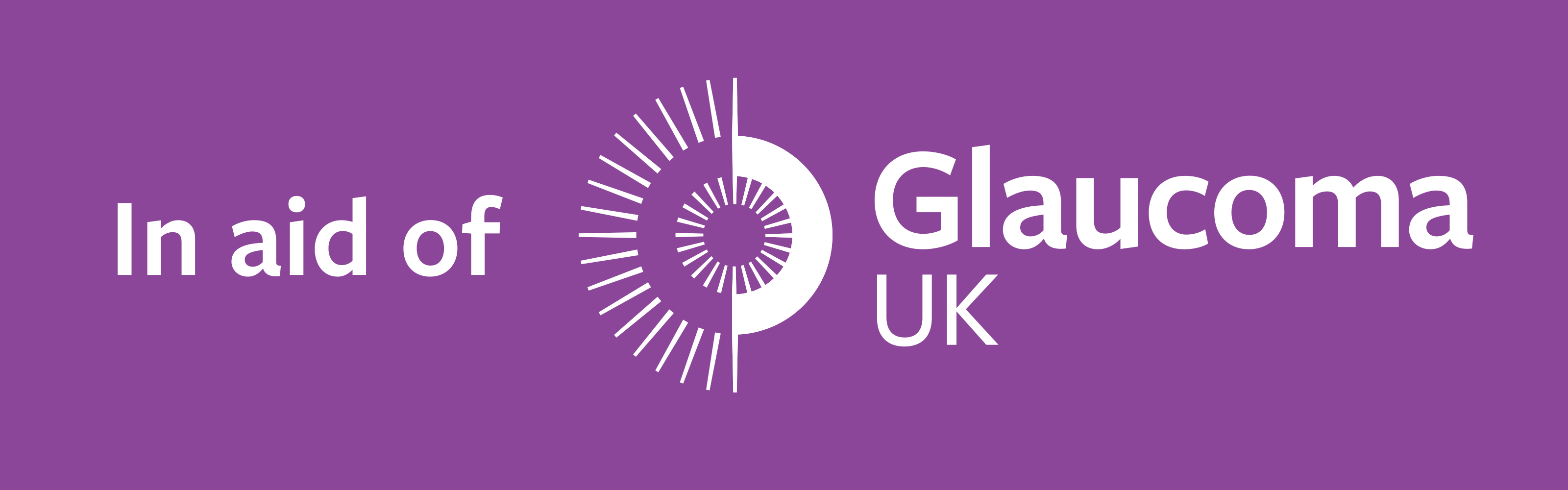 Logo - In Aid of Glaucoma UK