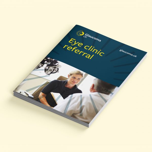 eye clinic referral booklet