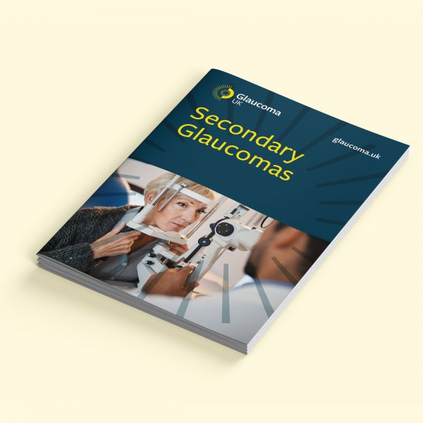 secondary glaucomas booklet