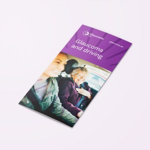 glaucoma and driving leaflet