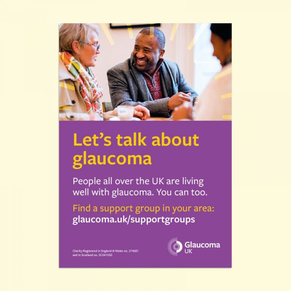 Support groups poster