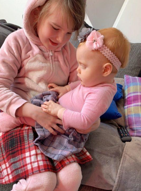 Scarlett and Eleira